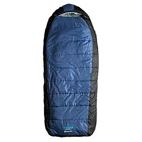 Мешок спальный (спальник) Caribee Tundra Jumbo steel blue правый