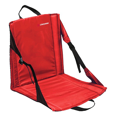 Стул раскладной Caribee Beach Seat red