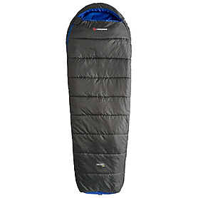 Мешок спальный (спальник) Caribee Nordic Compact 1300 graphite/blue левый