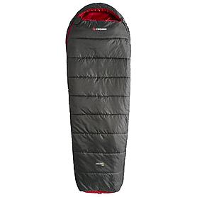 Мешок спальный (спальник) Caribee Nordic Compact 1000 graphite/red правый