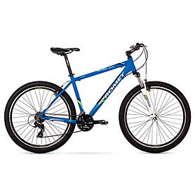 """Велосипед горный Romet Rambler 1.0 27,5"""" 2015 синий с зеленым - рама 19"""""""