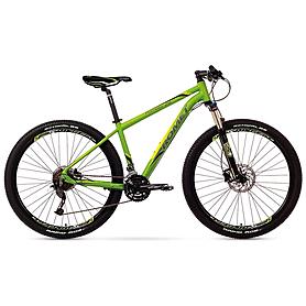 """Велосипед горный Romet Rambler 3.0 29"""" 2015 зеленый с желтым - рама 17"""""""