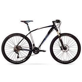 """Велосипед горный Romet Mustang R-line 1.0 27.5"""" 2015 черный - рама 19"""""""