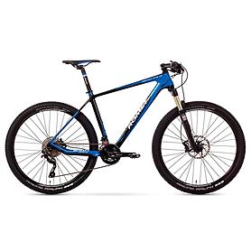 """Велосипед горный Romet Monsun 1.0 27.5"""" 2015 черный с синим - рама 17"""""""