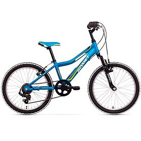 "Велосипед детский Romet Rambler Kids 20"" 2015 синий - рама 13"""