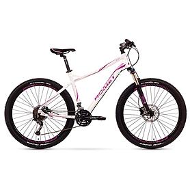 """Велосипед горный женский Romet Jolene 2.0 27,5"""" 2015 белый с розовым - рама 15"""""""