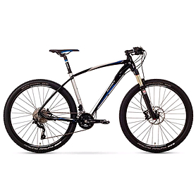 """Велосипед горный Romet Mustang R-line 1.0 27.5"""" 2015 черный - рама 21"""""""