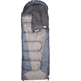 Мешок спальный (спальник) Nordway Montreal серый правый N2225M-R