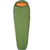 Мешок спальный (спальник) Nordway Adventure зеленый правый - фото 1