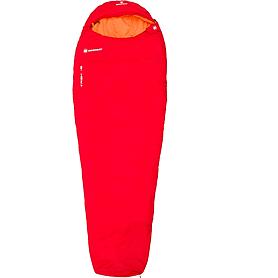 Фото 1 к товару Мешок спальный (спальник) Nordway Trek красный правый
