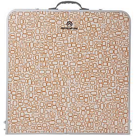 Стол раскладной + 4 стула Outventure OIE41852 оранжевый - Фото №2