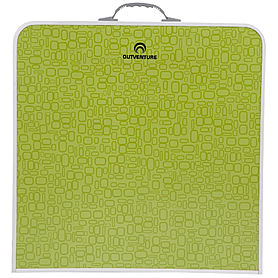 Фото 3 к товару Стол раскладной + 4 стула Outventure OIE418G2 салатовый