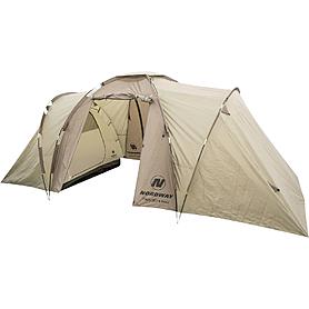 Палатка четырехместная Nordway Twin Sky 4 Basic
