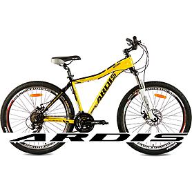 """Велосипед горный Ardis Nevada 26"""" черно-желтый рама - 21"""""""