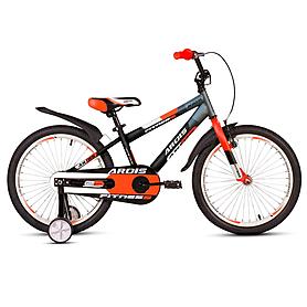 """Велосипед детский Ardis Fitness BMX 20"""" черно-серо-оранжевый"""