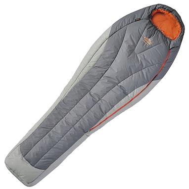 Мешок спальный (спальник) левый Pinguin Expert 195 серый