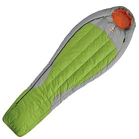 Мешок спальный (спальник) правый Pinguin Spirit 195 зеленый