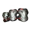 Защита для катания (комплект) Tempish Jolly черно-красная, размер - M - фото 1