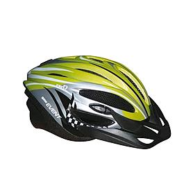 Велошлем Tempish Event зеленый, размер - S