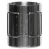 Термокружка со складными ручками Outventure 450 мл черная - фото 2