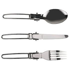 Набор складной: вилка, ложка, нож Nordway