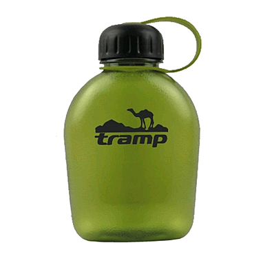 Фляга Tramp 650 мл зеленая