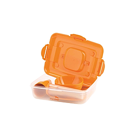 Фото 3 к товару Набор посуды на 4 персоны Picnic box
