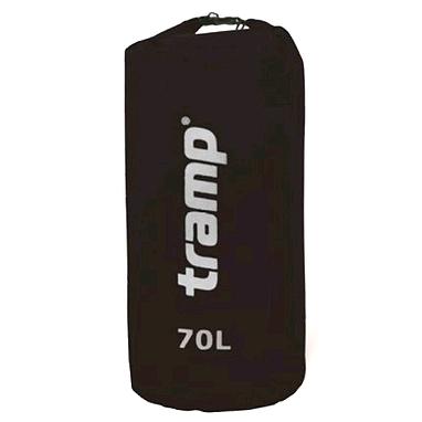Компрессионный мешок Tramp 70 л черный