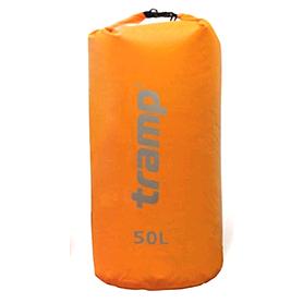 Фото 1 к товару Компрессионный мешок Tramp 50 л оранжевый