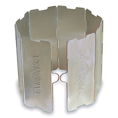 Защита от ветра для горелки Tatonka Faltwindschutz 8tlg