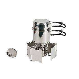 Фото 4 к товару Набор спиртовой горелки полный Tatonka Alcohol Burner Set