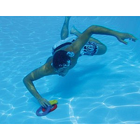 Фото 2 к товару Распродажа*! Кольцо для фитнеса и плавания Sveltus Aku ring