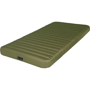 Матрас надувной односпальный Intex Super-Tough Airbed 68727 (99х191х20 см)