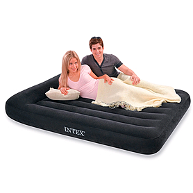 Матрас надувной полуторный Intex 66780 (191х137х30 см)