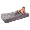 Кровать надувная односпальная Intex 66998 (193х91х25 см) - фото 3
