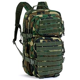 Рюкзак тактический Red Rock Assault 28 Standard Woodland