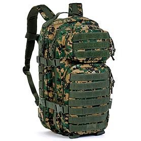 Фото 1 к товару Рюкзак тактический Red Rock Assault 28 Woodland Digital