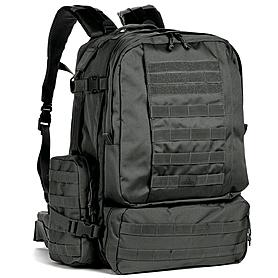 Рюкзак тактический Red Rock Diplomat 52 Black