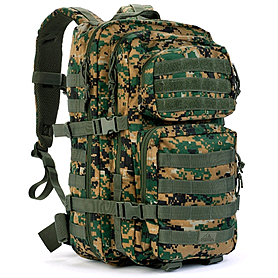 Рюкзак тактический Red Rock Large Assault 35 Woodland Digital