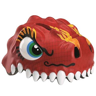 Шлем анимированный Crazy Safety 3D Китайский Дракон с фонариком