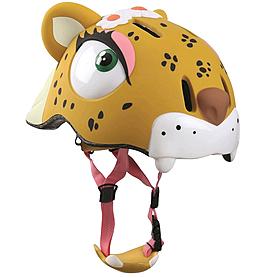 Фото 2 к товару Шлем анимированный Crazy Safety 3D Леопард с фонариком