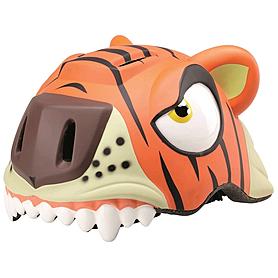 Фото 1 к товару Шлем анимированный Crazy Safety 3D Тигр с фонариком