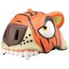 Шлем анимированный Crazy Safety 3D Тигр с фонариком - фото 1