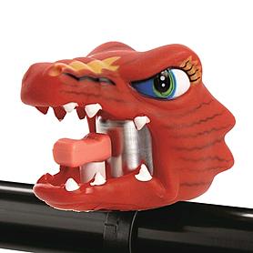 Фото 1 к товару Звонок для детского велосипеда Crazy Safety Китайский Дракон