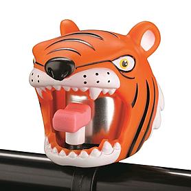 Звонок для детского велосипеда Crazy Safety Тигр