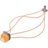 Фонарь налобный Outventure OIE71899 оранжевый - фото 1