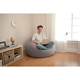 Фото 2 к товару Кресло надувное Intex 68579 (107х104х69 см)