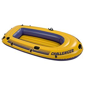 Фото 1 к товару Лодка надувная Challenger 2 Intex 68366