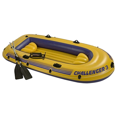 Лодка надувная Challenger 3 Intex 68370