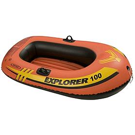 Лодка надувная Explorer 100 Intex 58329
